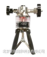 PV212德鲁克液压手泵 PV212德鲁克液压手泵