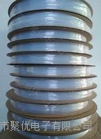 溫州Φ3.0mmPTFE鐵氟龍熱縮管 Φ0.5mm-Φ200.0mm