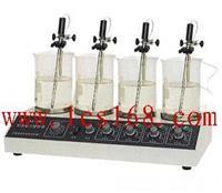 多头磁力搅拌器      HG23-HJ-4B