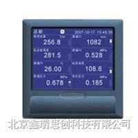 蓝屏无纸记录仪 XR500R