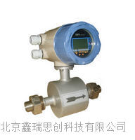 螺纹连接型电磁流量计液体流量计流量传感器防腐流量计牛奶流量计