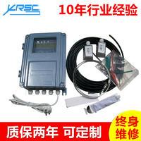 厂家直销 固定式超声波流量计 微型流量计 液体超声波流量计 TDS-100F