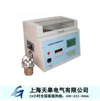 TG6100型一体化精密油介损体积电阻率测试仪 TG6100型