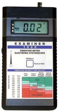 便携式测振仪  EXAMINER1000