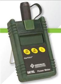 美国Greenlee 567XL硅光功率计塑料光纤测试仪 567XL