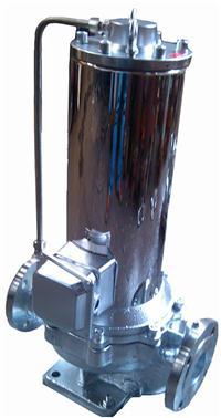 SPG不锈钢屏蔽泵 不锈钢屏蔽泵 不锈钢管道屏蔽泵
