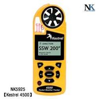美国NK公司Kestrel 4500便携风速气象测定仪NK5925
