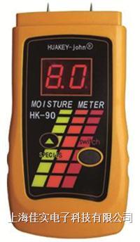 HK-90数字针式木材测湿仪 LED木材水分 数显木材水分仪 HK-90