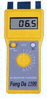 棉花水分测定仪|涤纶水分测定仪 fd-d1