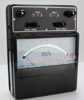 上海第二电表厂交直流毫安表T19-MA、上海第二电表厂T19-A交直流电流表 T19-MA