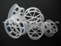 Plastic short Cascade Mini Ring