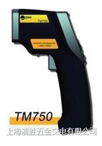 泰克曼TM750红外测温仪-50-800度工业测温枪 TM750