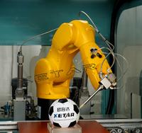 灌胶机器人