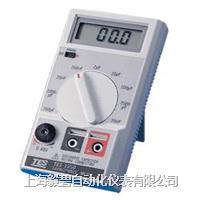 数字式电容表TES-1500 TES-1500