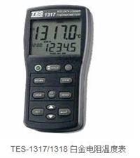 TES-1317白金电阻温度表 TES-1317