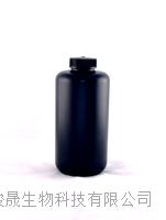 1000ml聚乙烯黑色避光小口塑料试剂瓶 PE1000-NS