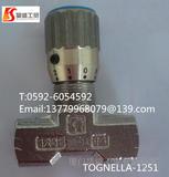 意大利TOGNELLA针阀FT291-14