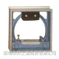 日本FSK框式水平仪|进口方形水准仪|方型水平仪 200*0.02