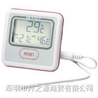 1740-50电子温度计,低温温度计,日本SATO冷藏室温度计 1740-50/PC-3500