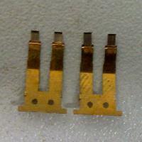 节气门电刷,贵金属电刷,合金电刷,耐磨电刷,节气门位置传感器电刷,汽车传感器电刷 TZ010