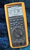 Fluke 287 真有效值电子记录万用表 【美国福禄克】FLUKE287高精度数字万用表 FLUKE287高精度数字万用表