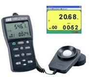 专业级照度计TES-1339R TES-1339R照度计 泰仕照度计 TES-1339R照度计