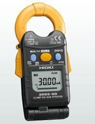 3293-50泄露电流钳型表|日置HIOKI钳型表 3293-50泄露电流钳型表
