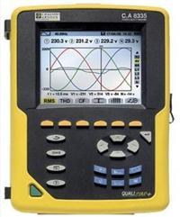 CA8335电能质量分析仪|法国CA电能质量分析仪|CA8335三相电能质量分析仪 CA8335电能质量分析仪