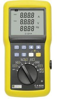 CA8220单相电能质量分析仪| 法国CA电能质量分析仪|CA8220电能质量分析仪 CA8220电能质量分析仪