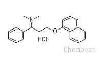 盐酸达泊西汀 Dapoxetine hydrochloride CAS:129938-20-1