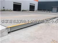 张家港100吨地磅 SCS-100T