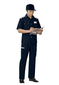 珠海制服-夏装工作服