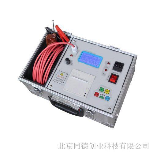 新款打印型氧化锌避雷器测试仪 仪 型号 TD BLQ TD BLQ图片