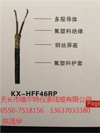 ZR-KX-HA-FPFP-2*2*1.0耐高温屏蔽补偿导线【维尔特牌电缆】