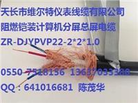 ZR-DJYP3VP3-4*2*1.5 阻燃计算机屏蔽电缆 13637033380