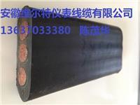 YVFBPG-10*1.5  行车专用屏蔽扁电缆 YFFB-3*50
