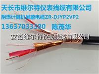 ZR-DJVP2VP2-6*3*1.0阻燃计算机屏蔽电缆