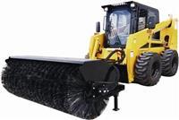 富华FH-750滑移多功能扫雪车\大型扫雪机