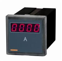 CD194U-1X1/2X1/3X1/4X1/5X1/9X1/AX1/DX1单相交流电压表