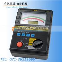 智能双显绝缘电阻测试仪 YH3616系列