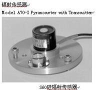 辐射传感器 S60硅辐射传感器