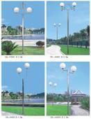 江苏不锈钢庭院灯生产厂家 JGD