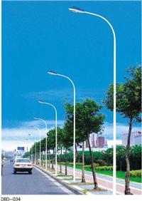 7米自彎臂道路燈 LD