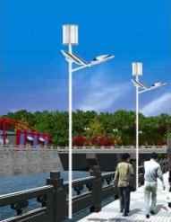 內蒙古風光互補路燈 LD