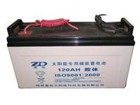 太陽能專用蓄電池 001