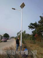 江蘇揚州新農村6米(m)30瓦太陽能路燈