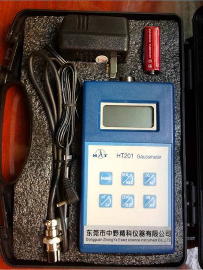 全自动智能弱磁检测仪,数字高斯计试验仪,便携式磁力测试仪