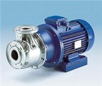 ITT水泵卧式端吸泵SHS
