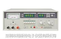 现货供应常州同惠TH2687C电解电容漏电流测试仪 TH2687C