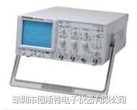 固纬GOS-620模拟示波器 GOS-620